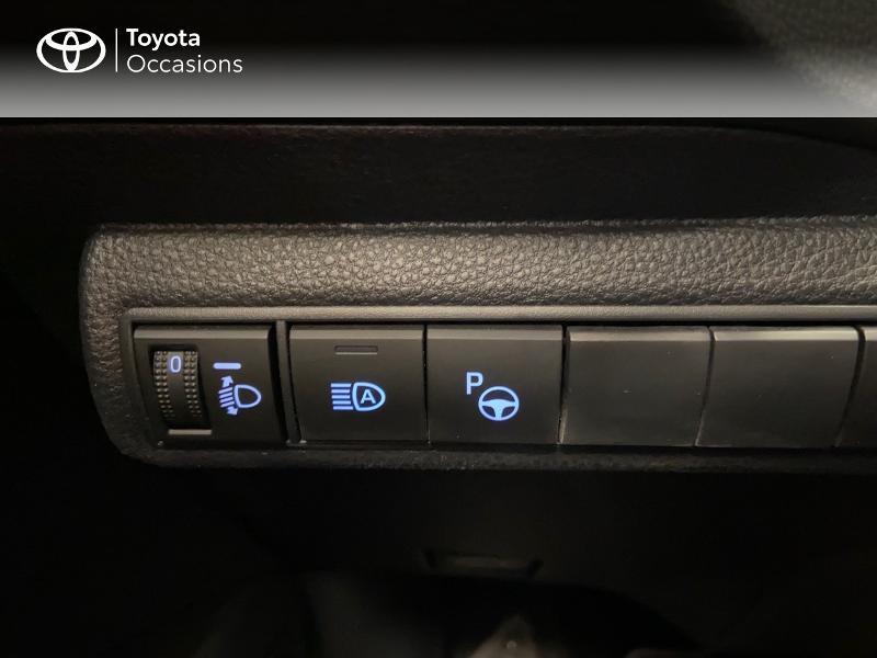 Photo 17 de l'offre de TOYOTA Corolla 122h Collection à 23980€ chez Brest Automobiles - Toyota Brest