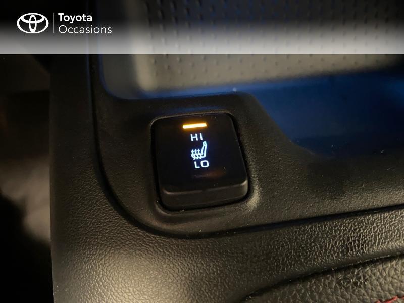 Photo 15 de l'offre de TOYOTA Corolla 122h Collection à 23980€ chez Brest Automobiles - Toyota Brest