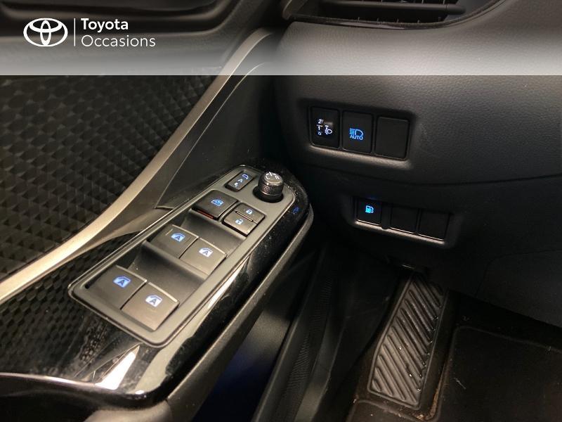 Photo 12 de l'offre de TOYOTA C-HR 122h Edition 2WD E-CVT à 20980€ chez Brest Automobiles - Toyota Brest