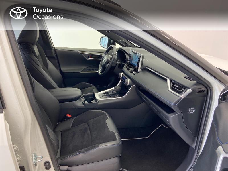 Photo 6 de l'offre de TOYOTA RAV4 Hybride 218ch Collection 2WD à 36980€ chez Brest Automobiles - Toyota Brest