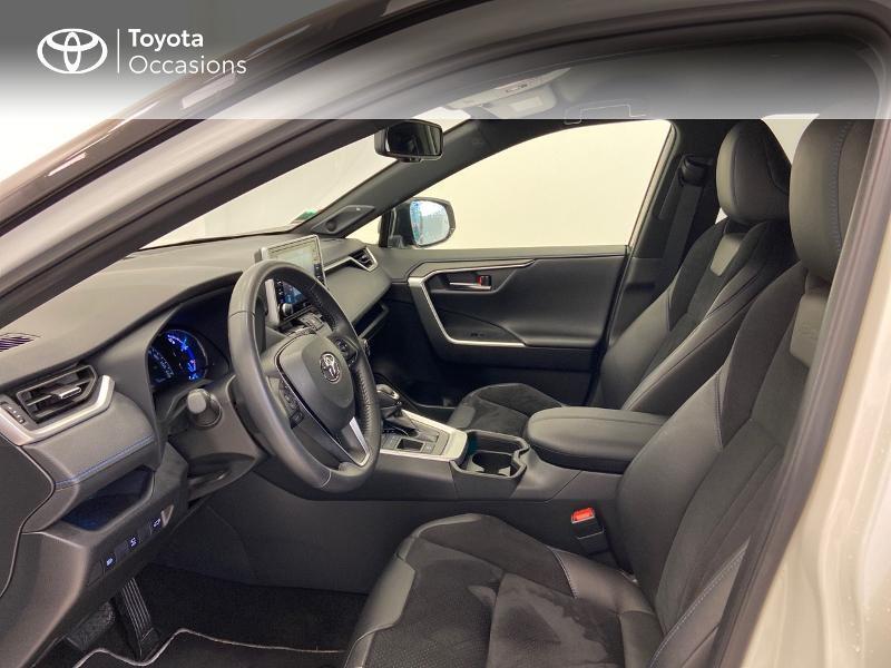 Photo 11 de l'offre de TOYOTA RAV4 Hybride 218ch Collection 2WD à 36980€ chez Brest Automobiles - Toyota Brest