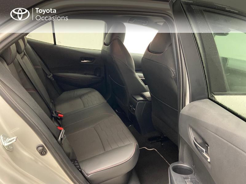 Photo 7 de l'offre de TOYOTA Corolla 122h Collection à 23980€ chez Brest Automobiles - Toyota Brest