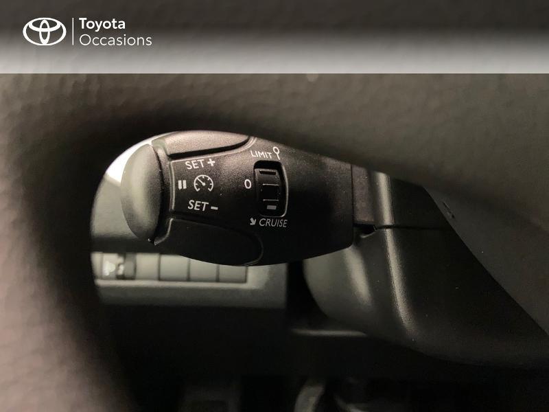 Photo 13 de l'offre de TOYOTA PROACE Verso Long 1.5 120 D-4D Dynamic MY20 à 32980€ chez Brest Automobiles - Toyota Brest