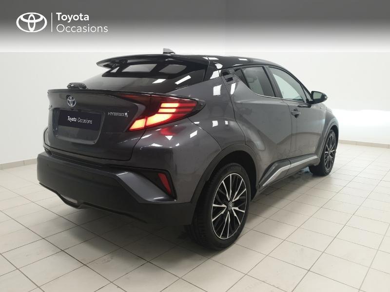 Photo 2 de l'offre de TOYOTA C-HR 122h Distinctive 2WD E-CVT MC19 à 24980€ chez Brest Automobiles - Toyota Brest