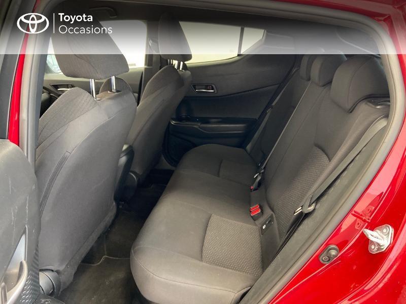 Photo 14 de l'offre de TOYOTA C-HR 122h Edition 2WD E-CVT à 20980€ chez Brest Automobiles - Toyota Brest