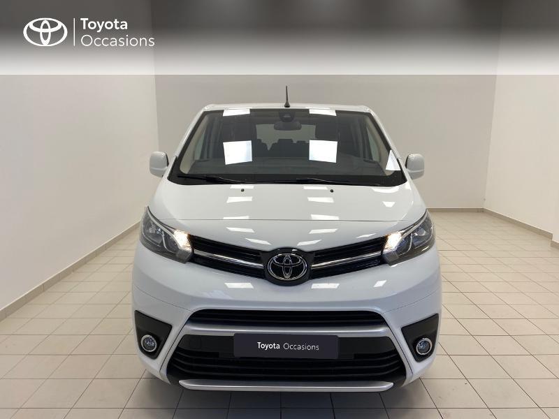 Photo 5 de l'offre de TOYOTA PROACE Verso Long 1.5 120 D-4D Dynamic MY20 à 32980€ chez Brest Automobiles - Toyota Brest