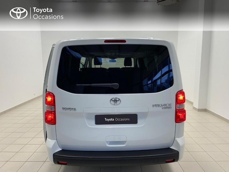 Photo 4 de l'offre de TOYOTA PROACE Verso Long 1.5 120 D-4D Dynamic MY20 à 32980€ chez Brest Automobiles - Toyota Brest