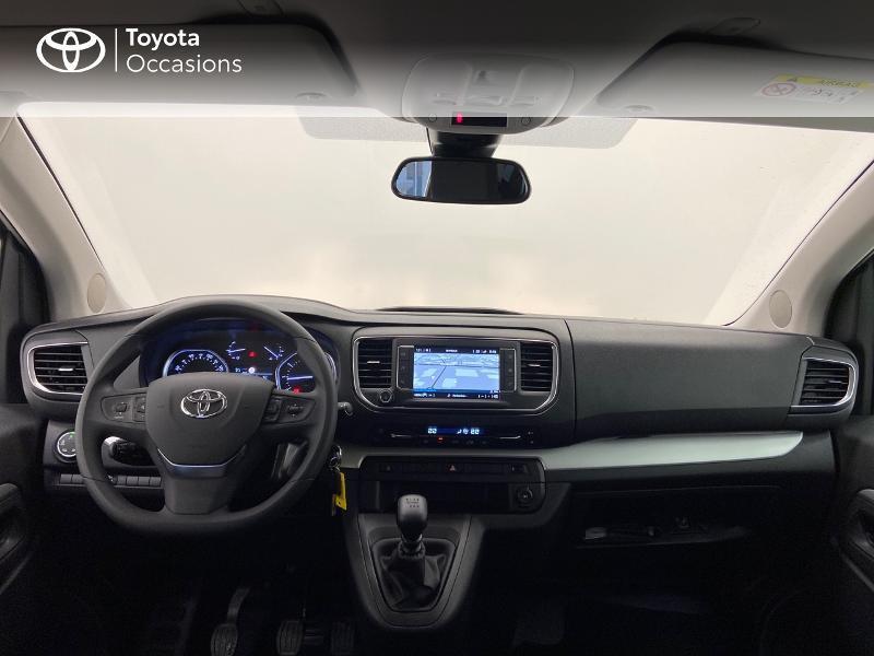 Photo 8 de l'offre de TOYOTA PROACE Verso Long 1.5 120 D-4D Dynamic MY20 à 32980€ chez Brest Automobiles - Toyota Brest