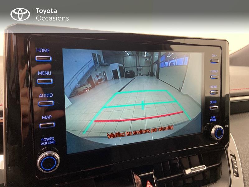 Photo 21 de l'offre de TOYOTA Corolla 122h Collection à 23980€ chez Brest Automobiles - Toyota Brest