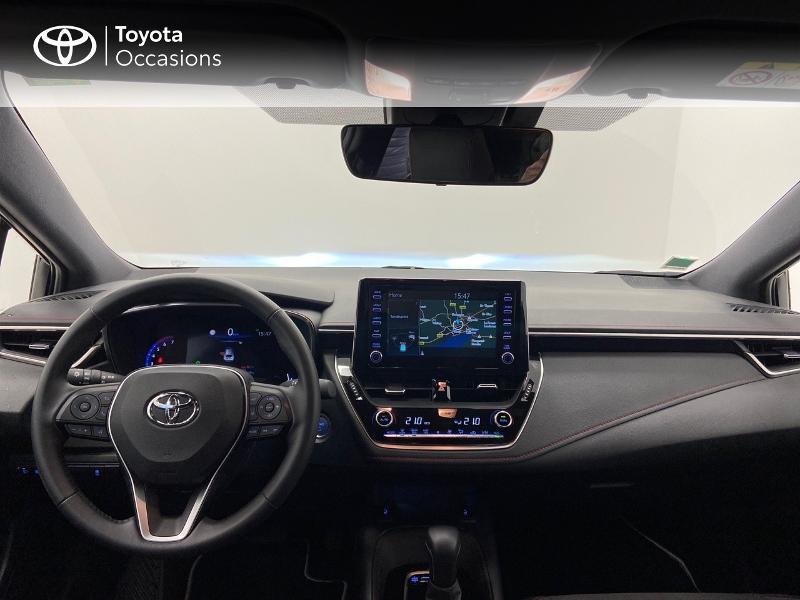 Photo 8 de l'offre de TOYOTA Corolla 122h Collection à 23980€ chez Brest Automobiles - Toyota Brest