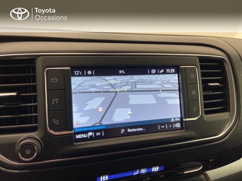 Photo 15 de l'offre de TOYOTA PROACE Verso Long 1.5 120 D-4D Dynamic MY20 à 32980€ chez Brest Automobiles - Toyota Brest