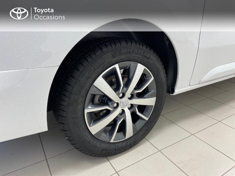 Photo 16 de l'offre de TOYOTA PROACE Verso Long 1.5 120 D-4D Dynamic MY20 à 32980€ chez Brest Automobiles - Toyota Brest