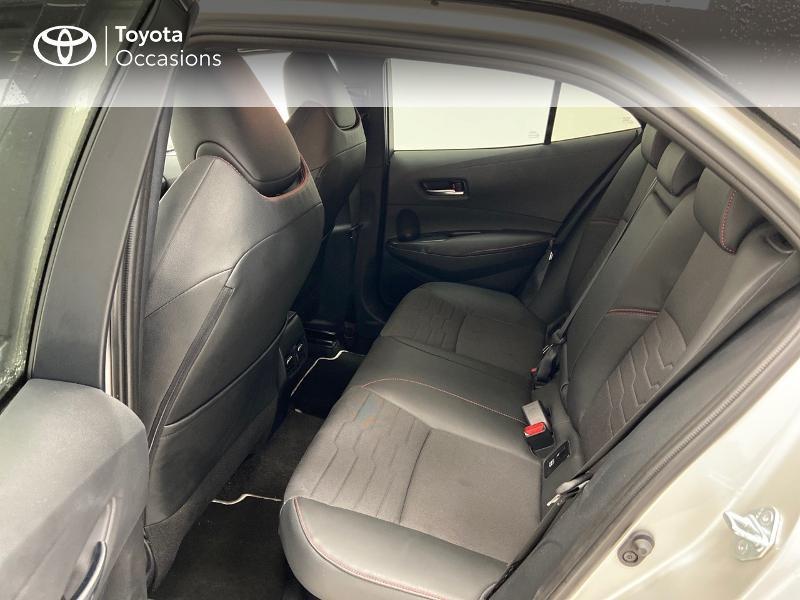 Photo 12 de l'offre de TOYOTA Corolla 122h Collection à 23980€ chez Brest Automobiles - Toyota Brest