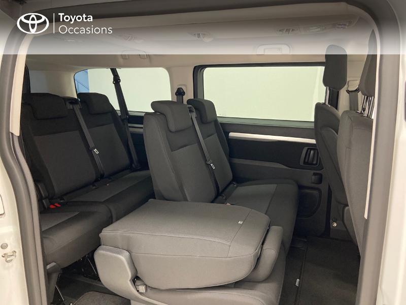Photo 7 de l'offre de TOYOTA PROACE Verso Long 1.5 120 D-4D Dynamic MY20 à 32980€ chez Brest Automobiles - Toyota Brest
