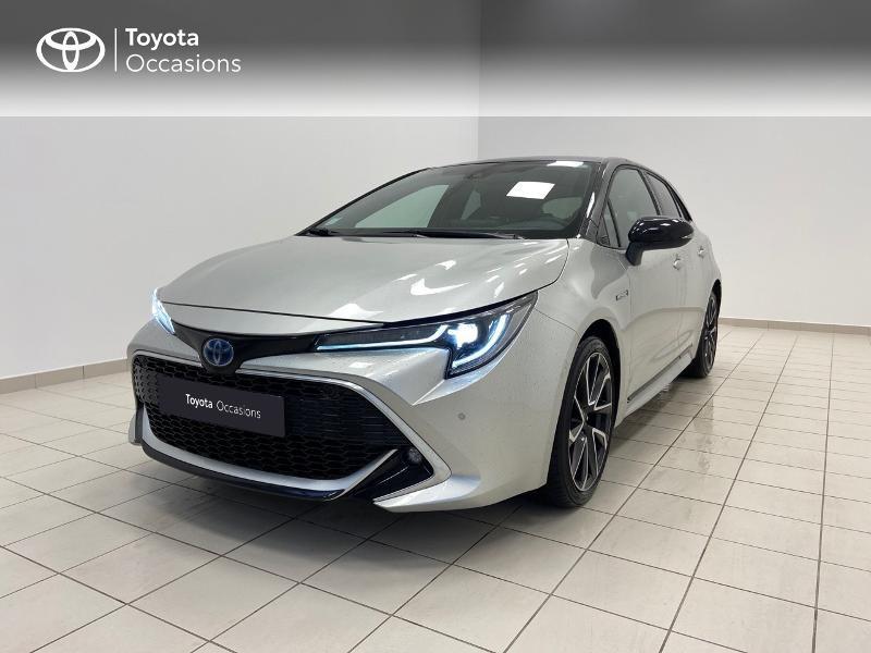 Photo 1 de l'offre de TOYOTA Corolla 122h Collection à 23980€ chez Brest Automobiles - Toyota Brest