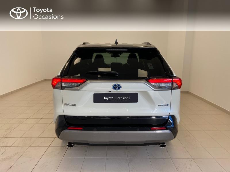 Photo 4 de l'offre de TOYOTA RAV4 Hybride 218ch Collection 2WD à 36980€ chez Brest Automobiles - Toyota Brest