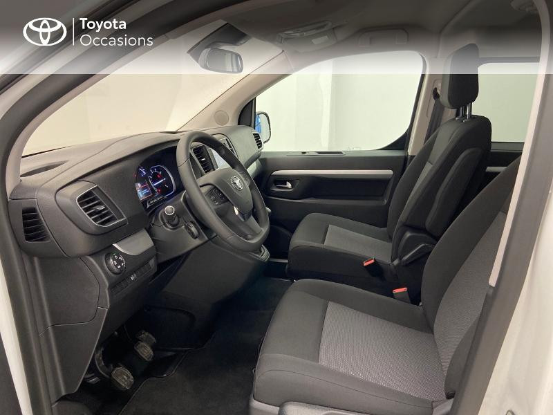 Photo 11 de l'offre de TOYOTA PROACE Verso Long 1.5 120 D-4D Dynamic MY20 à 32980€ chez Brest Automobiles - Toyota Brest