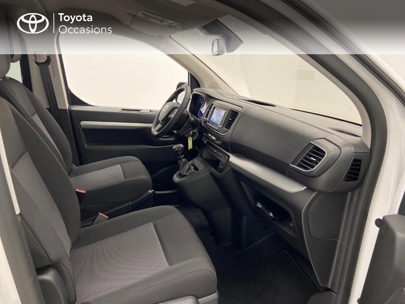 Photo 6 de l'offre de TOYOTA PROACE Verso Long 1.5 120 D-4D Dynamic MY20 à 32980€ chez Brest Automobiles - Toyota Brest