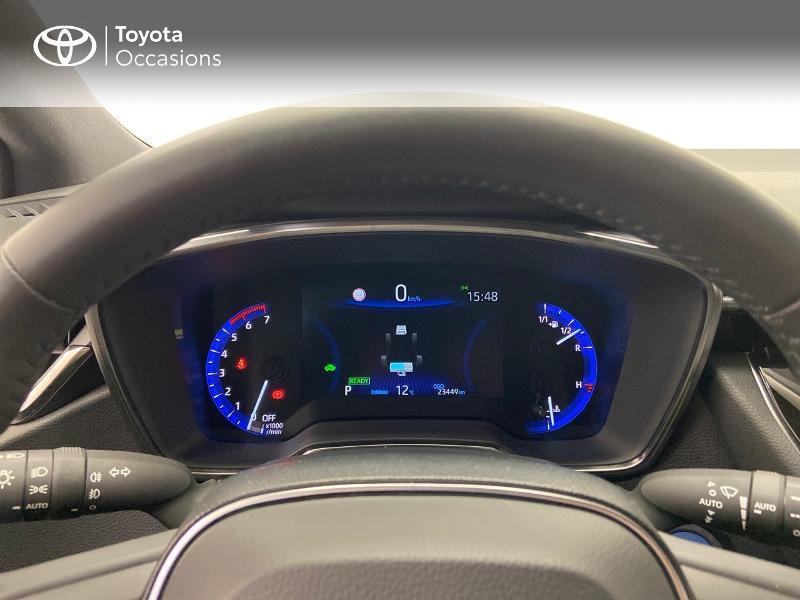 Photo 13 de l'offre de TOYOTA Corolla 122h Collection à 23980€ chez Brest Automobiles - Toyota Brest