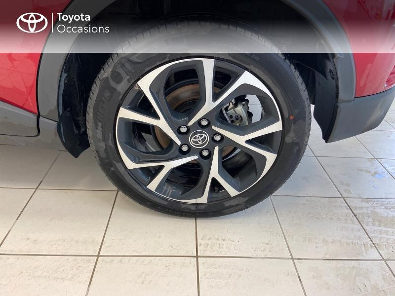 Photo 4 de l'offre de TOYOTA C-HR 122h Edition 2WD E-CVT à 20980€ chez Brest Automobiles - Toyota Brest