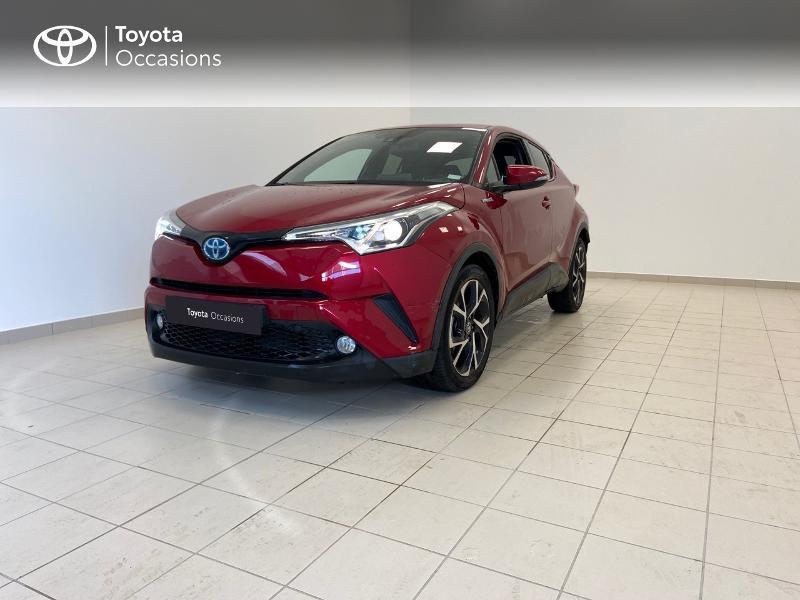 Photo 1 de l'offre de TOYOTA C-HR 122h Edition 2WD E-CVT à 20980€ chez Brest Automobiles - Toyota Brest
