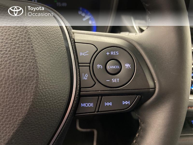 Photo 19 de l'offre de TOYOTA Corolla 122h Collection à 23980€ chez Brest Automobiles - Toyota Brest
