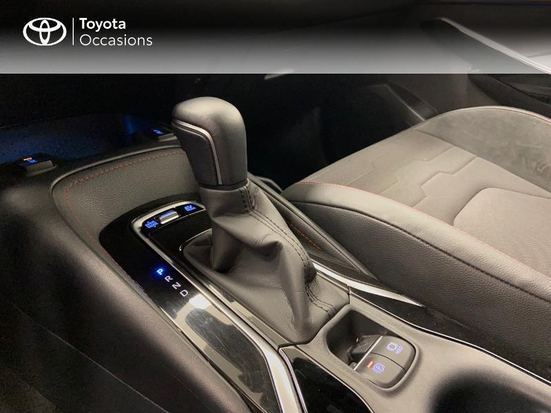 Photo 20 de l'offre de TOYOTA Corolla 122h Collection à 23980€ chez Brest Automobiles - Toyota Brest