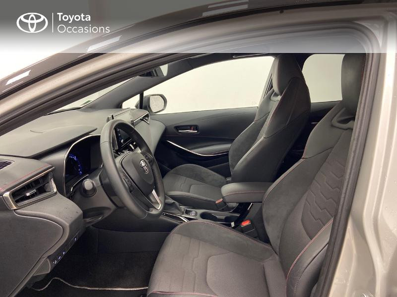 Photo 11 de l'offre de TOYOTA Corolla 122h Collection à 23980€ chez Brest Automobiles - Toyota Brest