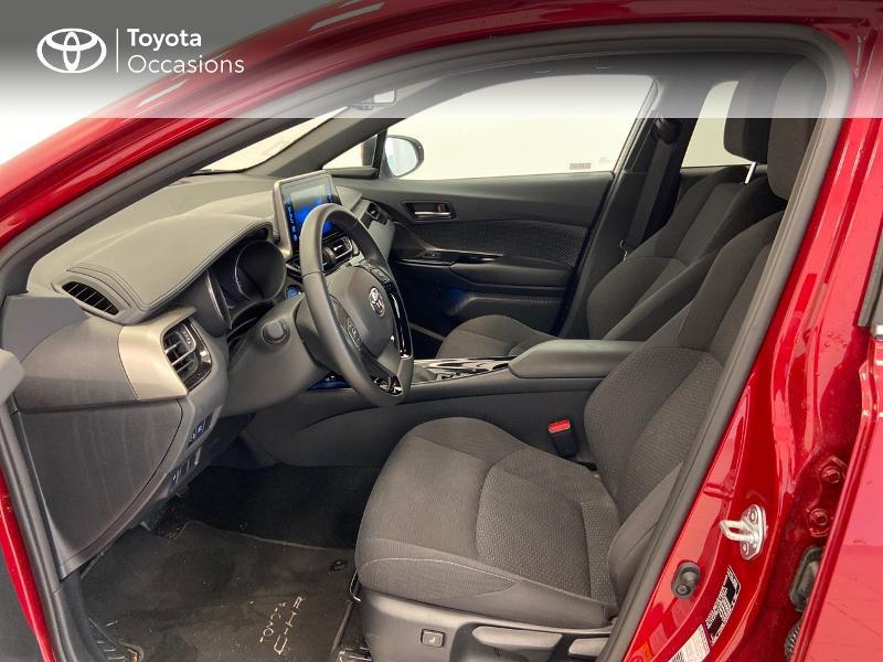 Photo 13 de l'offre de TOYOTA C-HR 122h Edition 2WD E-CVT à 20980€ chez Brest Automobiles - Toyota Brest