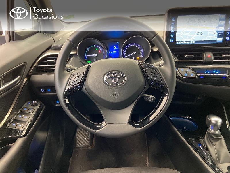 Photo 6 de l'offre de TOYOTA C-HR 122h Edition 2WD E-CVT à 20980€ chez Brest Automobiles - Toyota Brest