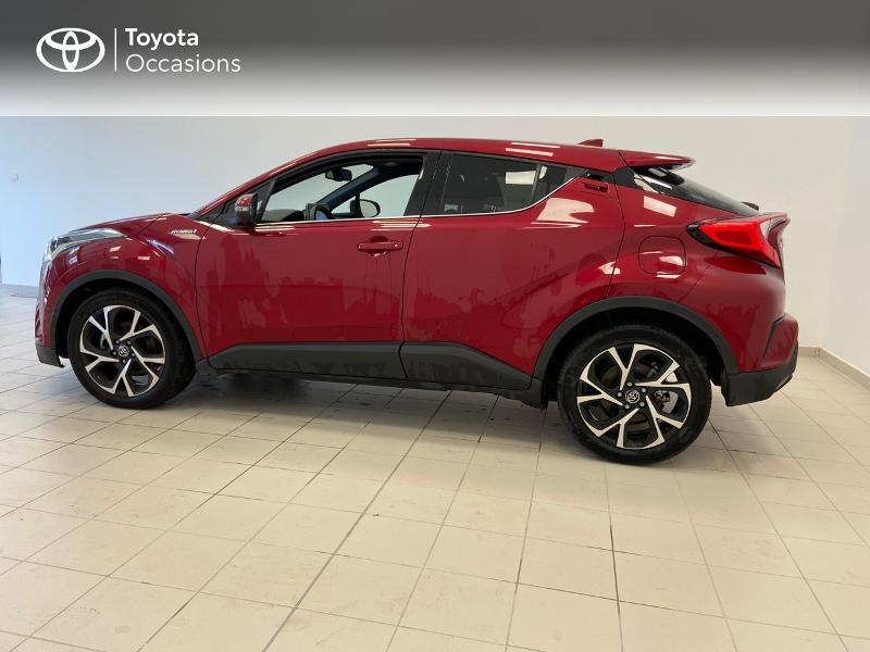 Photo 3 de l'offre de TOYOTA C-HR 122h Edition 2WD E-CVT à 20980€ chez Brest Automobiles - Toyota Brest