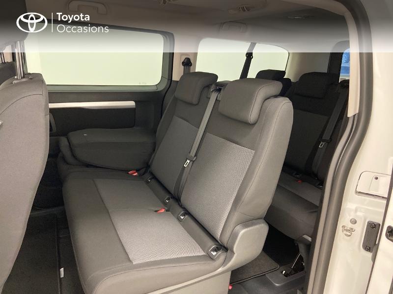 Photo 12 de l'offre de TOYOTA PROACE Verso Long 1.5 120 D-4D Dynamic MY20 à 32980€ chez Brest Automobiles - Toyota Brest
