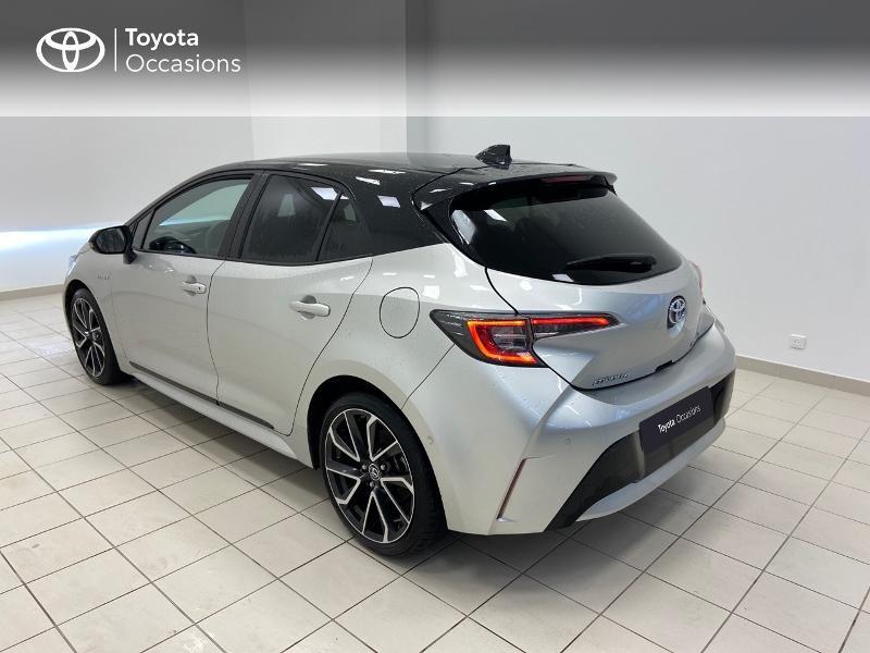 Photo 2 de l'offre de TOYOTA Corolla 122h Collection à 23980€ chez Brest Automobiles - Toyota Brest