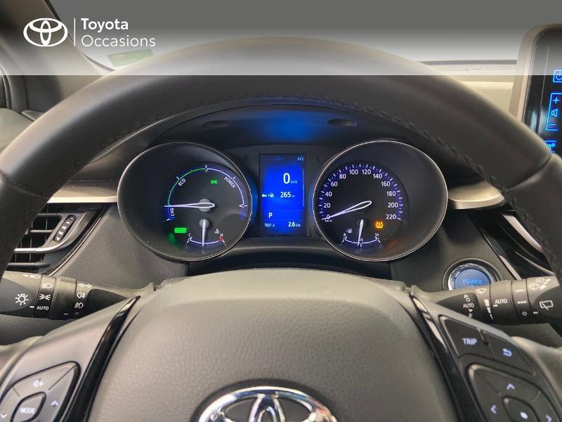 Photo 8 de l'offre de TOYOTA C-HR 122h Edition 2WD E-CVT à 20980€ chez Brest Automobiles - Toyota Brest