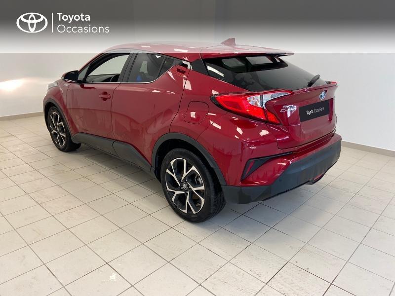 Photo 2 de l'offre de TOYOTA C-HR 122h Edition 2WD E-CVT à 20980€ chez Brest Automobiles - Toyota Brest