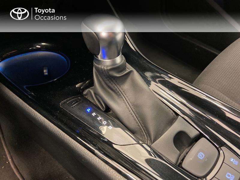 Photo 9 de l'offre de TOYOTA C-HR 122h Edition 2WD E-CVT à 20980€ chez Brest Automobiles - Toyota Brest