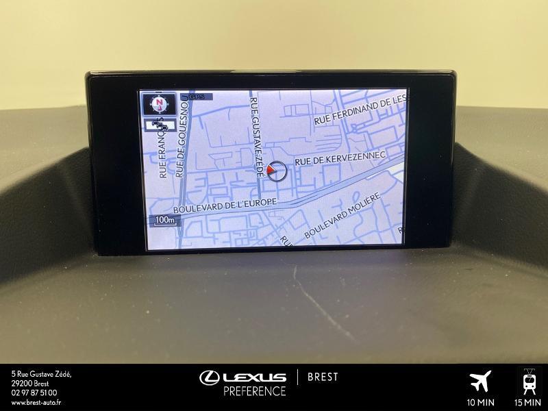 Photo 7 de l'offre de LEXUS CT 200h Pack Business à 16980€ chez Brest Automobiles - Toyota Brest
