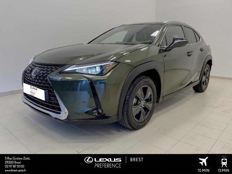 Lexus UX 250h 2WD Luxe MY20 Hybride Vert Foncé Occasion à vendre