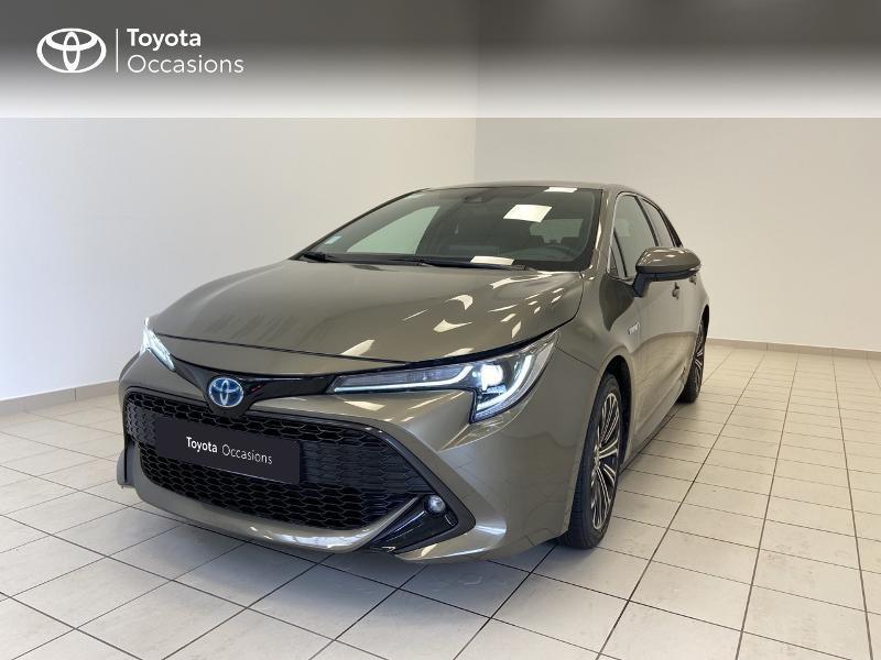 Toyota Corolla 122h Design MY20 Hybride BRONZE Occasion à vendre