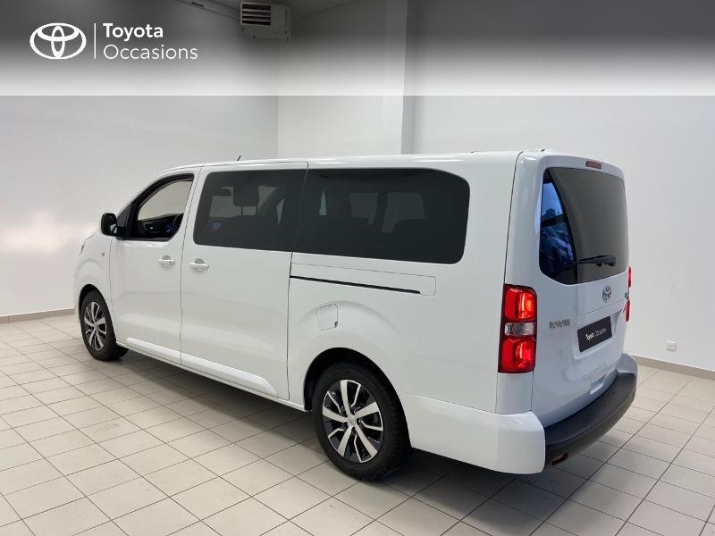 Photo 2 de l'offre de TOYOTA PROACE Verso Long 1.5 120 D-4D Dynamic MY20 à 32980€ chez Brest Automobiles - Toyota Brest