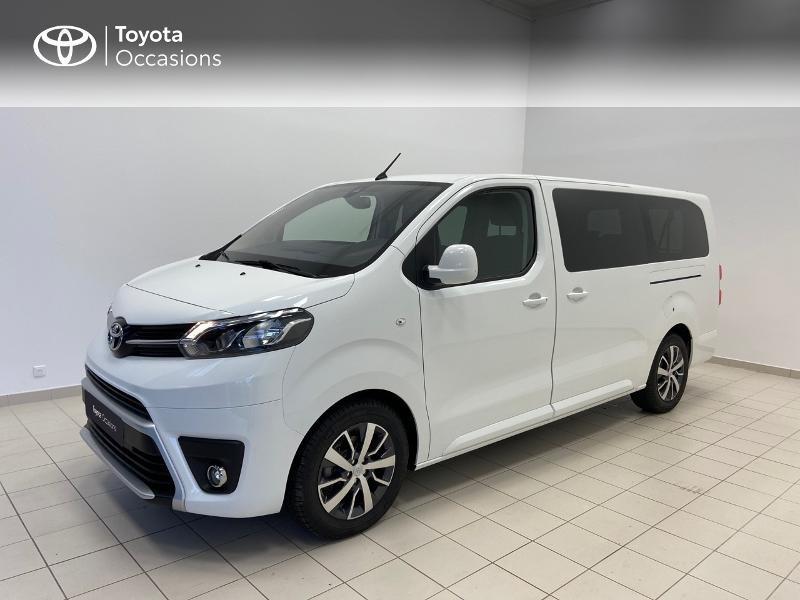 Toyota PROACE Verso Long 1.5 120 D-4D Dynamic MY20 Diesel BLANC Occasion à vendre