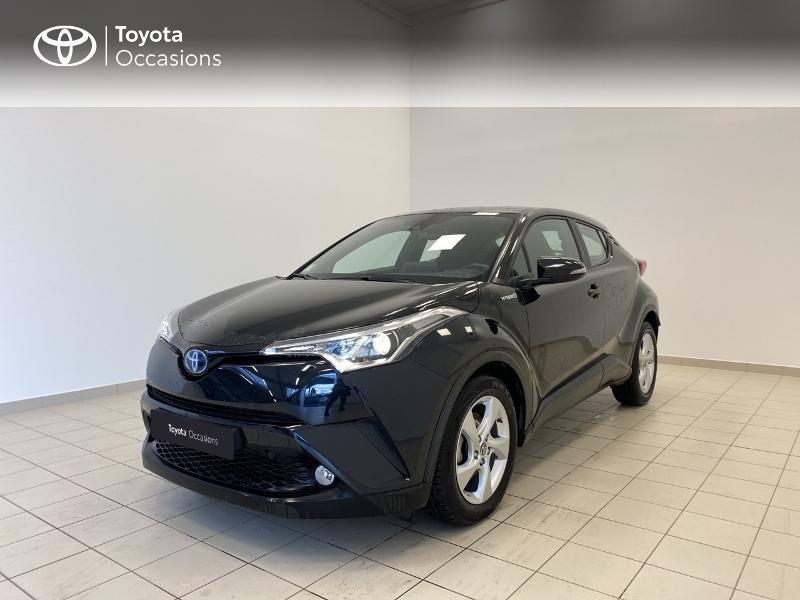 Toyota C-HR 122h Dynamic Business 2WD E-CVT Hybride NOIR Occasion à vendre