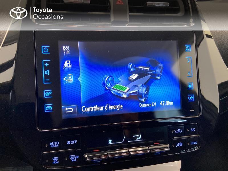 Photo 7 de l'offre de TOYOTA Prius Rechargeable 122h Solar à 22980€ chez Brest Automobiles - Toyota Brest