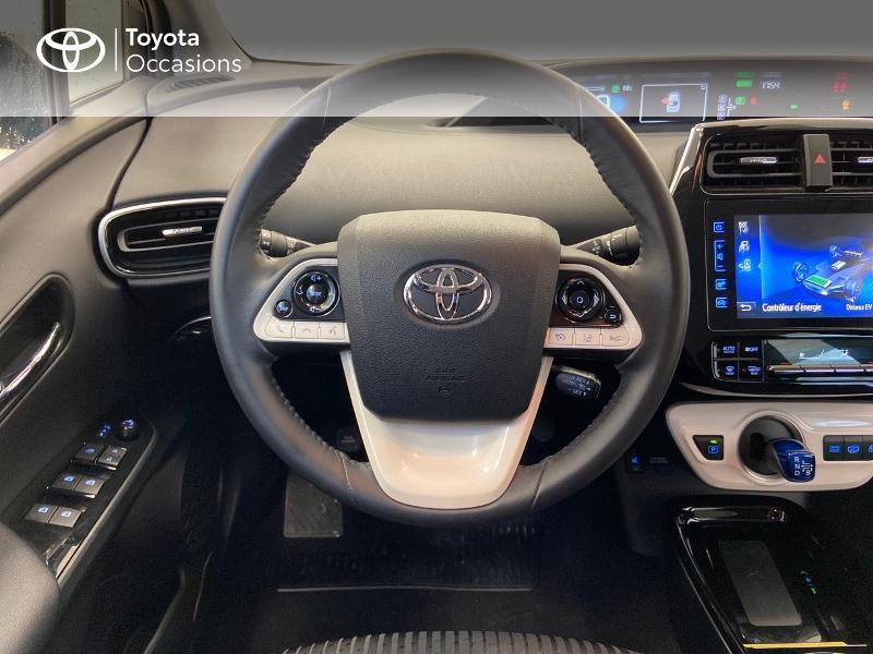 Photo 6 de l'offre de TOYOTA Prius Rechargeable 122h Solar à 22980€ chez Brest Automobiles - Toyota Brest
