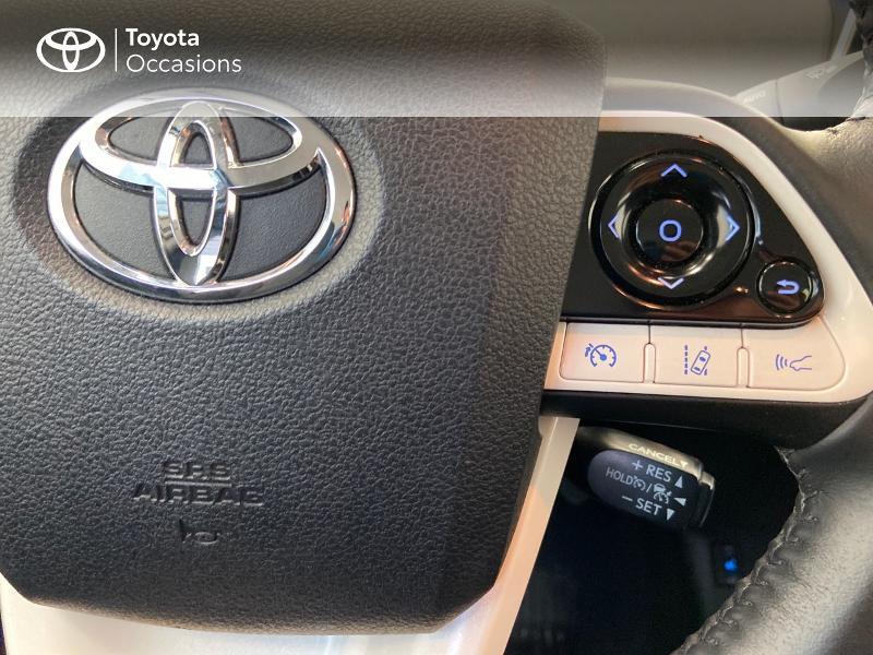 Photo 10 de l'offre de TOYOTA Prius Rechargeable 122h Solar à 22980€ chez Brest Automobiles - Toyota Brest