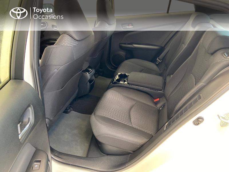 Photo 14 de l'offre de TOYOTA Prius Rechargeable 122h Solar à 22980€ chez Brest Automobiles - Toyota Brest
