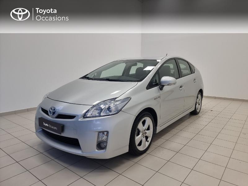 Toyota Prius 136h Dynamic 17  Hybride gris clair Occasion à vendre