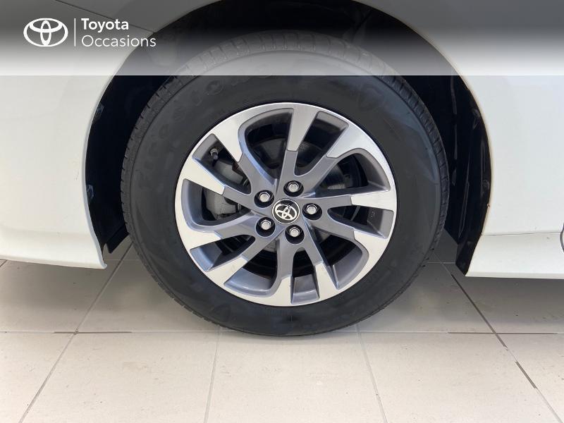Photo 4 de l'offre de TOYOTA Prius Rechargeable 122h Solar à 22980€ chez Brest Automobiles - Toyota Brest