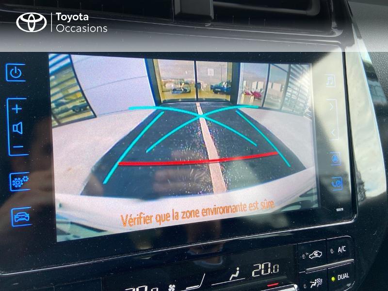 Photo 19 de l'offre de TOYOTA Prius Rechargeable 122h Solar à 22980€ chez Brest Automobiles - Toyota Brest
