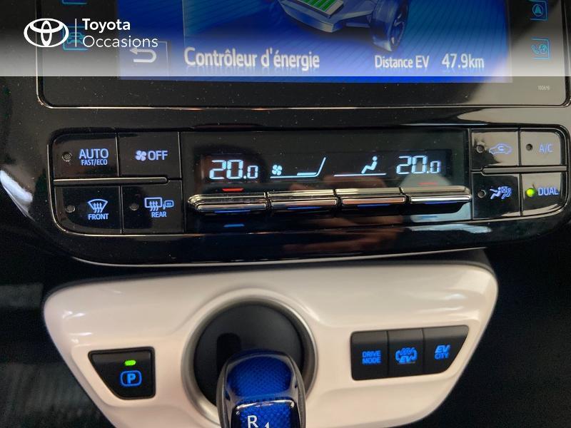 Photo 11 de l'offre de TOYOTA Prius Rechargeable 122h Solar à 22980€ chez Brest Automobiles - Toyota Brest